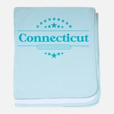Connecticut baby blanket