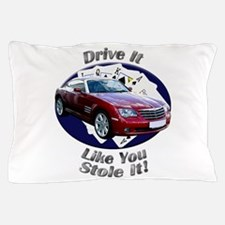 Chrysler Crossfire Coupe Pillow Case