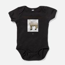Funny Horse items Baby Bodysuit
