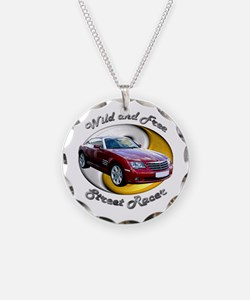 Chrysler Crossfire Coupe Necklace