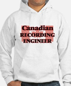 Canadian Recording Engineer Hoodie