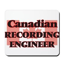 Canadian Recording Engineer Mousepad