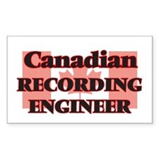 Canadian Recording Engineer Decal