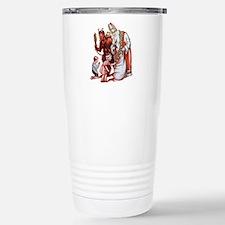 Krampus 006 Stainless Steel Travel Mug