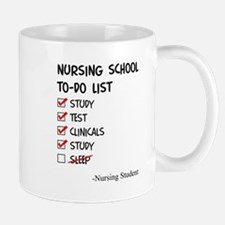 Cute Student nursing Mug
