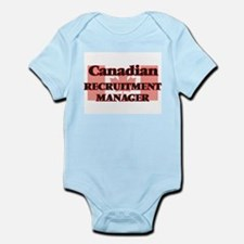 Canadian Recruitment Manager Body Suit