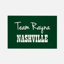 TEAM RAYNA Rectangle Magnet