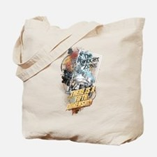 Fifth Dimension Tote Bag