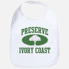 Preserve Ivory Coast Bib