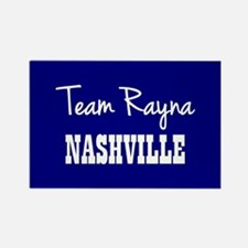 TEAM RAYNA Rectangle Magnet