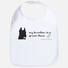 Cute Finnish spitz Bib