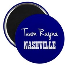 TEAM RAYNA Magnet