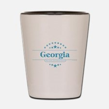 Georgia Shot Glass