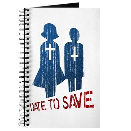 Date to Save Rocks Journal