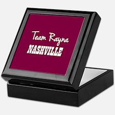TEAM RAYNA Keepsake Box