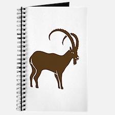 ibex capricorn steinbock mountain goat she Journal