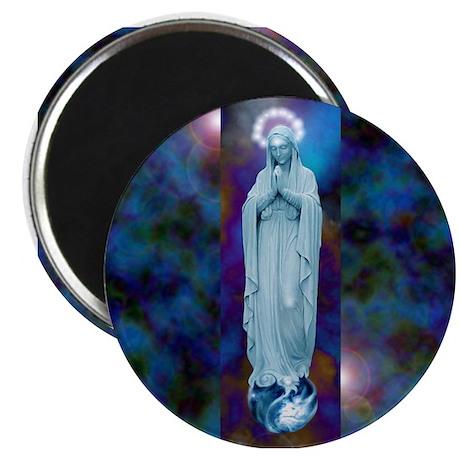 """Virgin Mary 2.25"""" Magnet (100 pack)"""