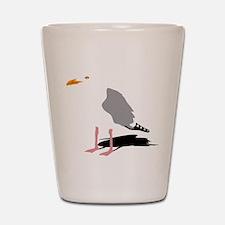 möwe seagull gull bird harbour beach sa Shot Glass