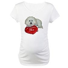 Cute Bichon frise art Shirt