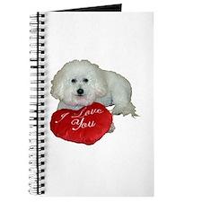Cute Doggy dad Journal