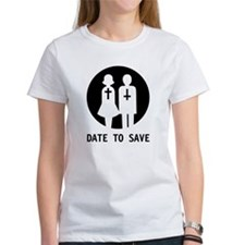 Date to Save Original Tee