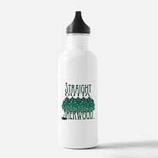 Straight Outta Sherwood Water Bottle