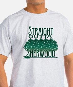 Straight Outta Sherwood T-Shirt