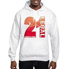 21 Legal Jumper Hoody