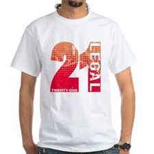 21 Legal Shirt