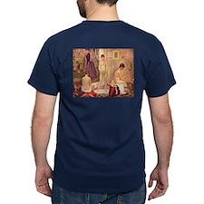 The Models by Seurat T-Shirt