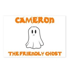 Cameron the Friendly Ghost Postcards (Package of 8