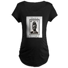 beautiful woman Maternity T-Shirt