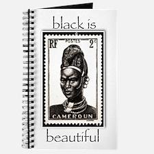 beautiful woman Journal
