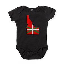Funny Basque Baby Bodysuit