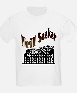 Unique Amusement parks T-Shirt