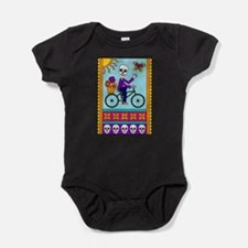 Best Seller Sugar Skull Baby Bodysuit