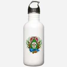 Funny All souls day Water Bottle