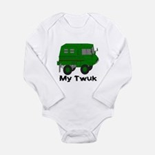 Cute Pinzgauer Long Sleeve Infant Bodysuit