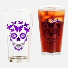 Cute Ofrendas Drinking Glass