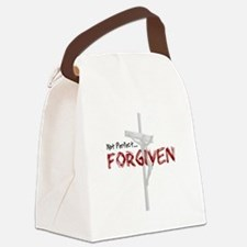 NotPerfect-Forgiven_4Light.png Canvas Lunch Bag