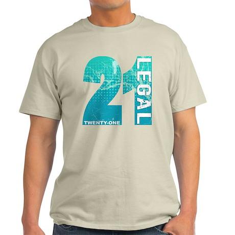 21 Legal Light T-Shirt