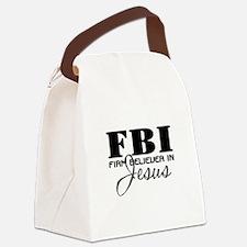 FBI_4Light.png Canvas Lunch Bag