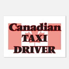 Canadian Taxi Driver Postcards (Package of 8)