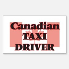 Canadian Taxi Driver Decal