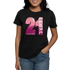 21 Legal Tee