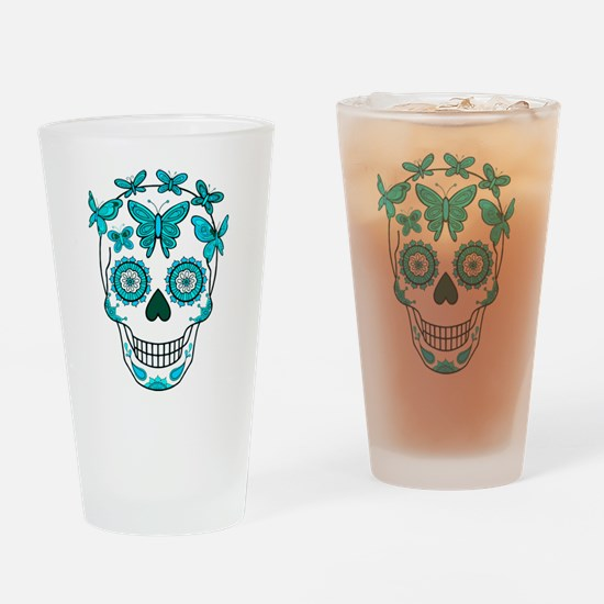 All souls day Drinking Glass