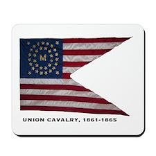 Union Cavalry Mousepad