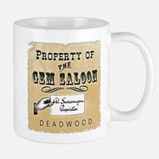 Gem Saloon Deadwood Mug