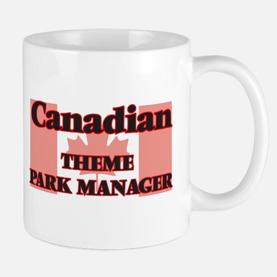 Canadian Theme Park Manager Mugs