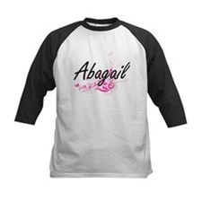 Abagail Artistic Name Design with Baseball Jersey